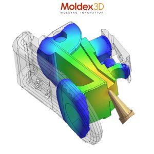 Phần mềm MOLDEX 3D R15.0