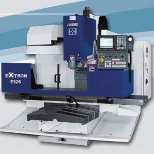 Máy phay CNC Đài Loan Extron E Series: E216, E422, E8EC