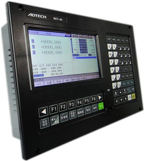 Bộ điều khiển NCT- 04 FOUR AXIS PUNCHING CNC
