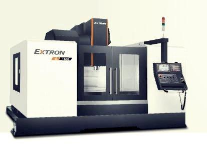 Máy phay CNC Đài Loan EXTRON CNC EL Series: EL965, EL1165