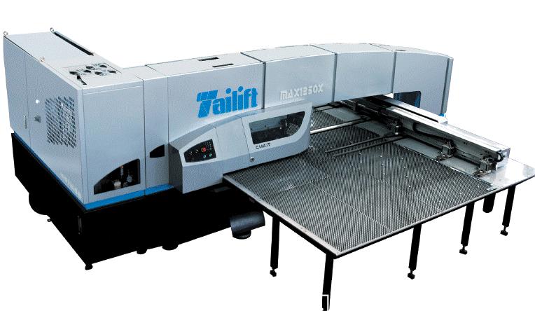 Máy đột TAILIFT MAX1250X