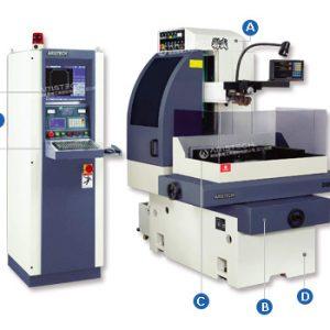 Máy cắt dây Đài LoanARISTECH CNC DW-45
