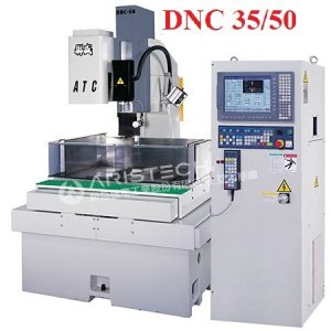 Máy khoan xung CNC Aristech DNC-35/50