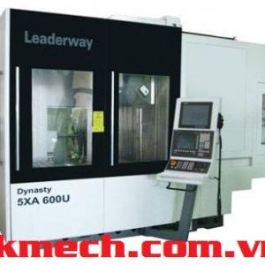 Máy phay CNC Đài Loan LEADERWAY 5XA-600U