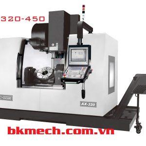 Máy phay CNC AX-320/450