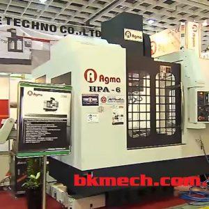 Máy phay CNC Agma HPA-6