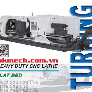 Máy tiện CNC Đài Loan TAKANGFA45N/50N/55N/60N/70N/80N/100N