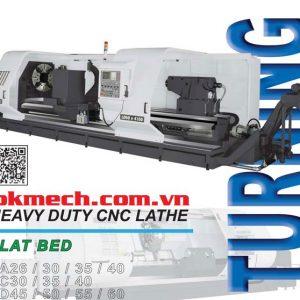 Máy tiện CNC Đài Loan Takang FB70N/80N/90N/100N