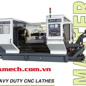 Máy tiện CNC Đài Loan TAKANG LB40x1200