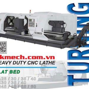 Máy tiện CNC Đài Loan TAKANG LD45/50/55/60