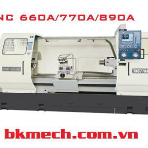 Máy tiện CNC Đài Loan TAKANG 660A/770A/890A