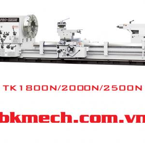 Máy tiện cơ hạng nặng Đài Loan TAKANG TK1800/2000N/2500N