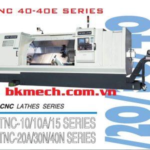 Máy tiện CNC Đài Loan TAKANGTNC 40N/40NE