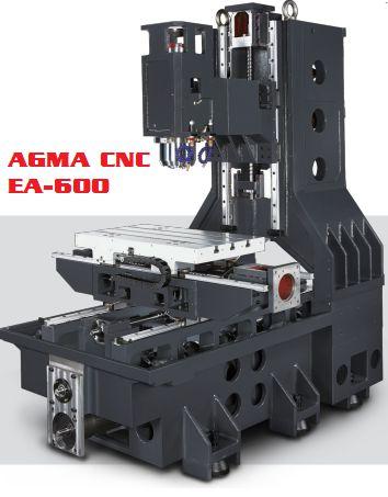 Máy phay agma EA-600