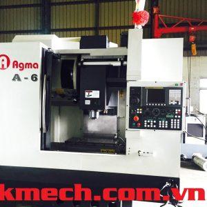 Máy phay CNC Đài Loan AGMA A-6