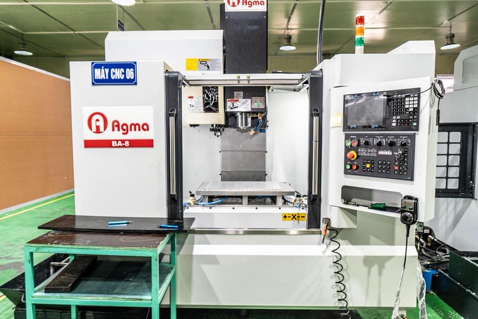 Máy phay CNC Đài Loan có rất nhiều ưu điểm so với máy phay CNC Trung Quốc và máy CNC Nhật Bản